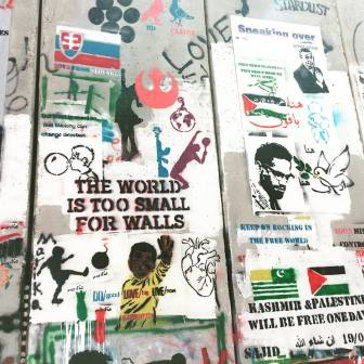 #westbank #wall #Israel #Palestine