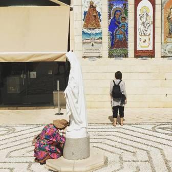 #virgin #Mary the church of #annunciation