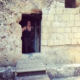 #Jesus #Jerusalem #garden of the #tomb